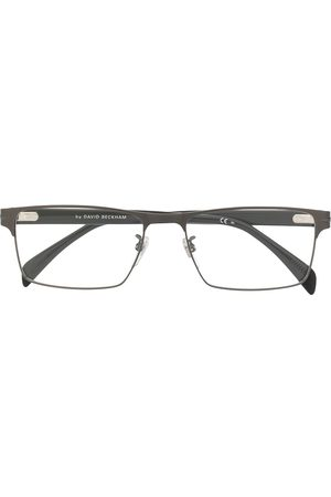 David beckham DB 7015 rectangular frame glasses