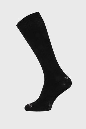 VOXX Ženy Ponožky - Černé kompresní podkolenky Lithe