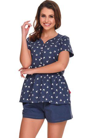Doctor Nap Ženy Tepláky na spaní - Mateřské kojicí pyžamo Victoria
