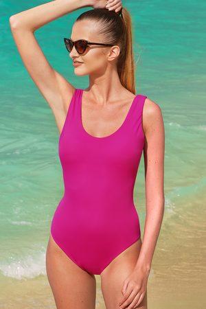 Astratex Jednodílné plavky Samui Pink