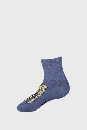 Wola Chlapecké ponožky Skeleton