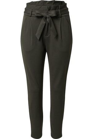 VERO MODA Ženy Capri - Kalhoty se sklady v pase 'VMEVA