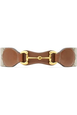 Gucci Horsebit leather belt