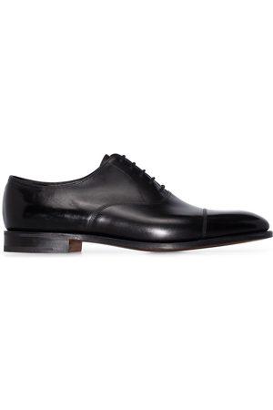 JOHN LOBB City II leather Oxford shoes