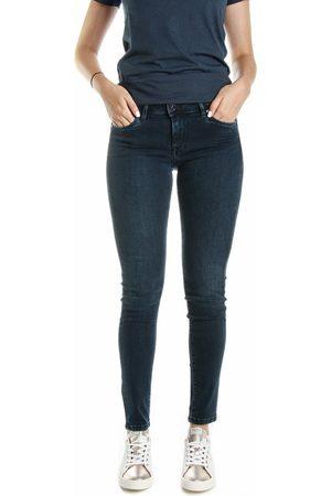 Pepe Jeans Ženy Kalhoty - Dámské tmavě modré džíny Lola