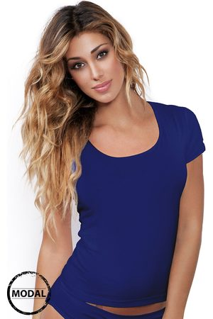 JADEA Ženy Trička - Dámské tričko Belle s modalem