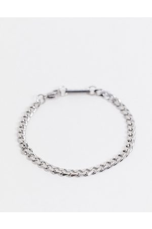 Icon Brand Stainless steel bracelet in silver