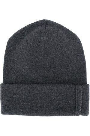 Brunello Cucinelli Ribbed knitted beanie