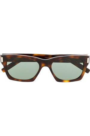 Saint Laurent SL 402 rectangular-frame sunglasses