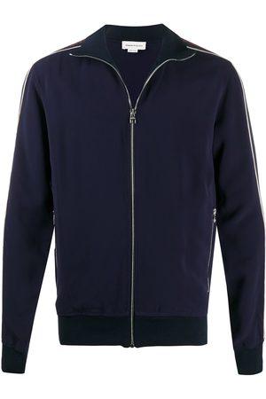 Alexander McQueen Tapped logo track jacket