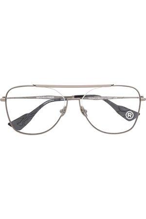 A BATHING APE® Aviator frame glasses