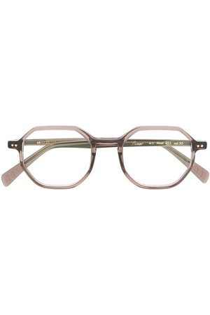 Lunor Hexagonal-frame glasses