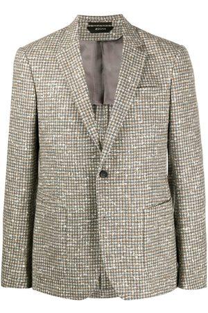 Z Zegna Bouclé wool blazer