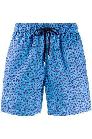 Vilebrequin Turtle-print swim shorts