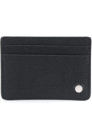 adidas Textured-leather cardholder