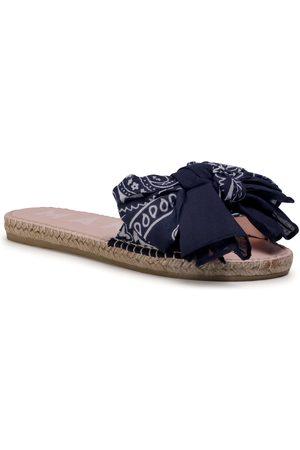 MANEBI Sandals With Bow F 9.6 J0