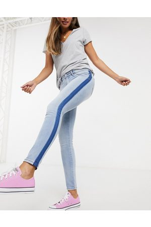 Superdry Alexia Jegging in Blue