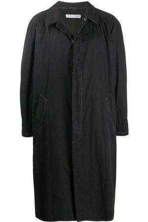 Giorgio Armani 1990s belted trench coat