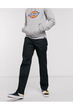 Dickies Muži Chino - 874 straight fit work pant in black