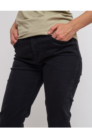 MUD Jeans Stretch Mimi Stone Black W28/L30