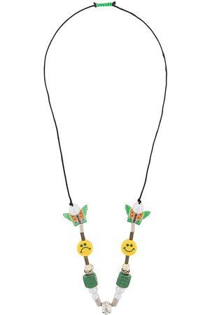 Salute + Evaemob Evae beaded necklace