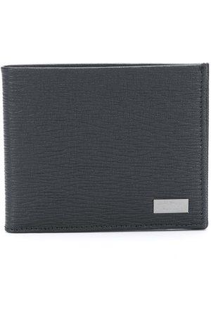 Salvatore Ferragamo Logo-plaque bifold wallet