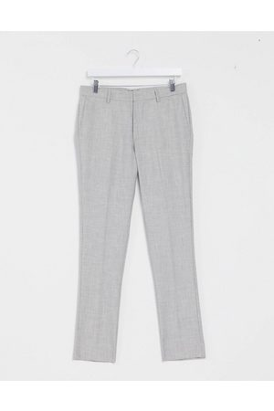 New Look Skinny suit trouser in light grey