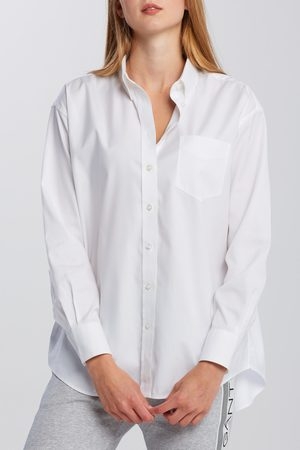 GANT Košile Pinpoint Oxford Relaxed Shirt