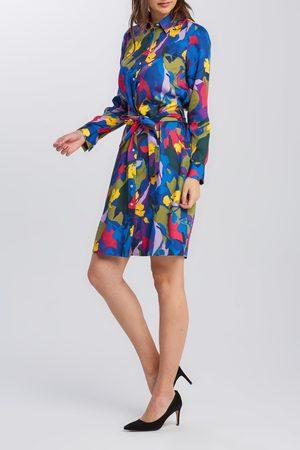 GANT Šaty D1. Splendid Floral Shirt Dress