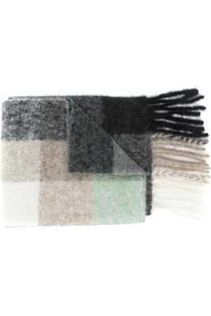 adidas Multi check scarf
