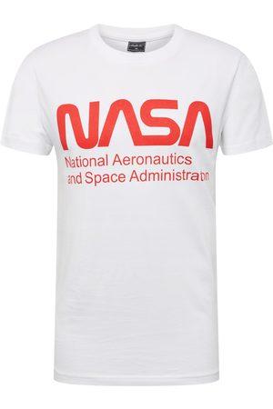 Mister Tee Tričko 'NASA Wormlogo Tee