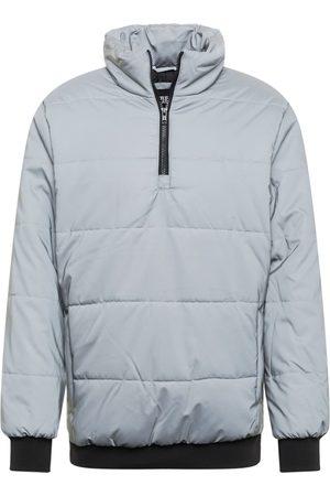 Urban classics Zimní bunda 'Reflective Pullover Jacket