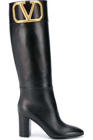 VALENTINO GARAVANI Supervee knee-length boots