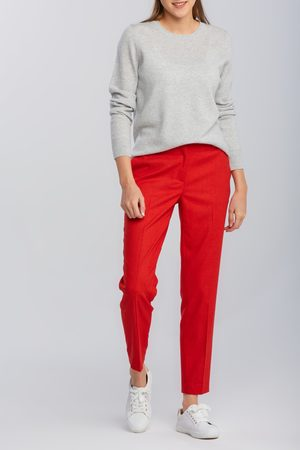 GANT Kalhoty D1. Wool Classic Tapered Pant