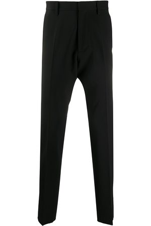 Dsquared2 Straight-leg logo-print trousers