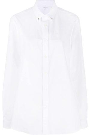 VALENTINO Rockstud Untitled long-sleeve shirt