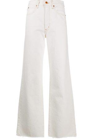 SLVRLAKE Grace wide-leg jeans