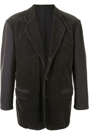 Comme des Garçons Corduroy panelled jacket