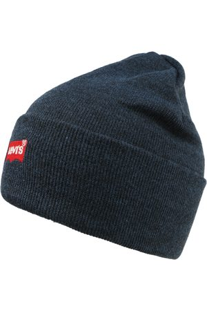 Levi's Čepice 'RED BATWING EMBROIDERED SLOUCHY BEANIE