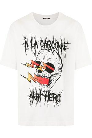Comme des Garçons Caveira oversized T-shirt