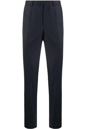 Ermenegildo Zegna Tailored wool suit trousers
