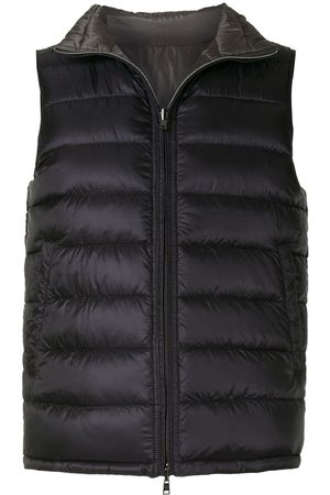 HERNO Resort padded gilet