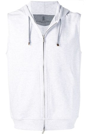 Brunello Cucinelli Hooded gilet