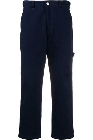 Ami Straight fit worker trousers