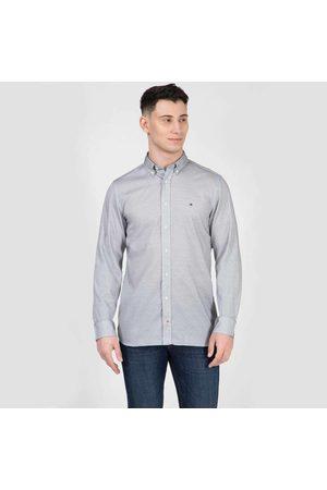 Tommy Hilfiger Muži Košile - Pánská světle jemně vzorovaná košile