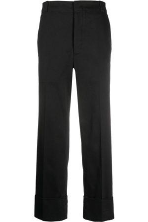 Thom Browne Twill straight-leg trousers