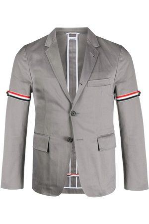 Thom Browne Cotton twill blazer