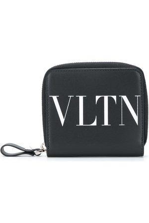 VALENTINO GARAVANI Muži Peněženky - VLTN logo print purse