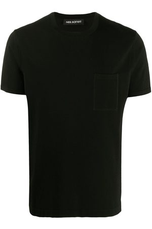 Neil Barrett Travel Techno pocket T-shirt