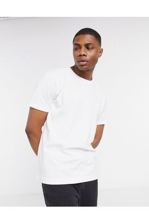 Weekday Relaxed T-shirt in white